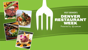Denver Restaurant Week 2017 logo