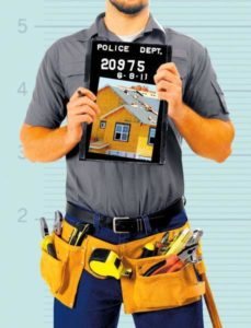 home improvement scams contractor