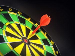 dartboard bullseye listing price list price