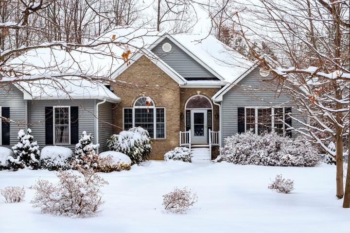 aurora centennial denver home sale listing winter