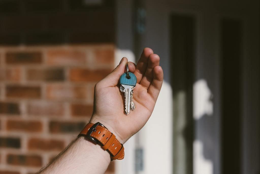 mortgage house keys credit score