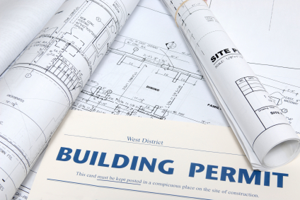 building permit DIY