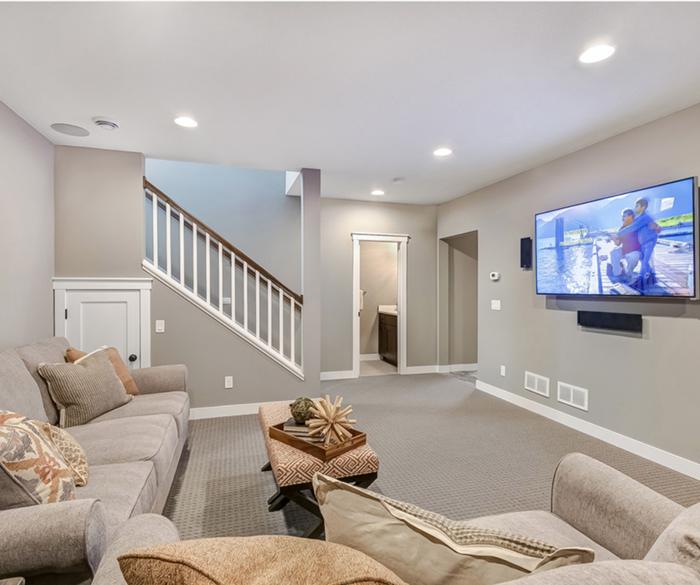 mid range basement remodel ROI